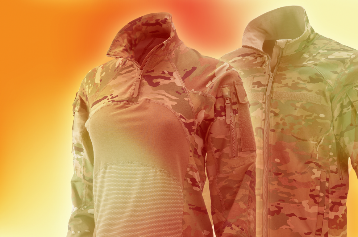 Fire-resistant clothing is a hot choice. Here's how it works.