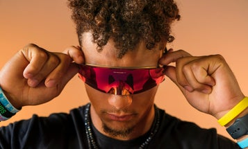 Oakley's new frameless sunglasses are strong enough for Olympic athletes