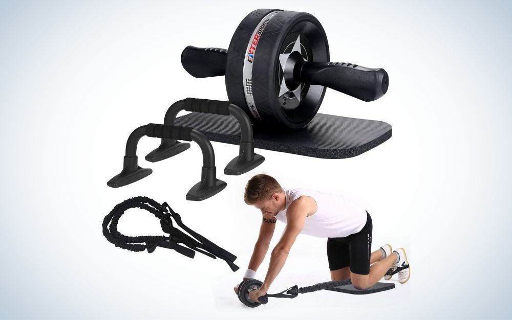 Ab workout equipment