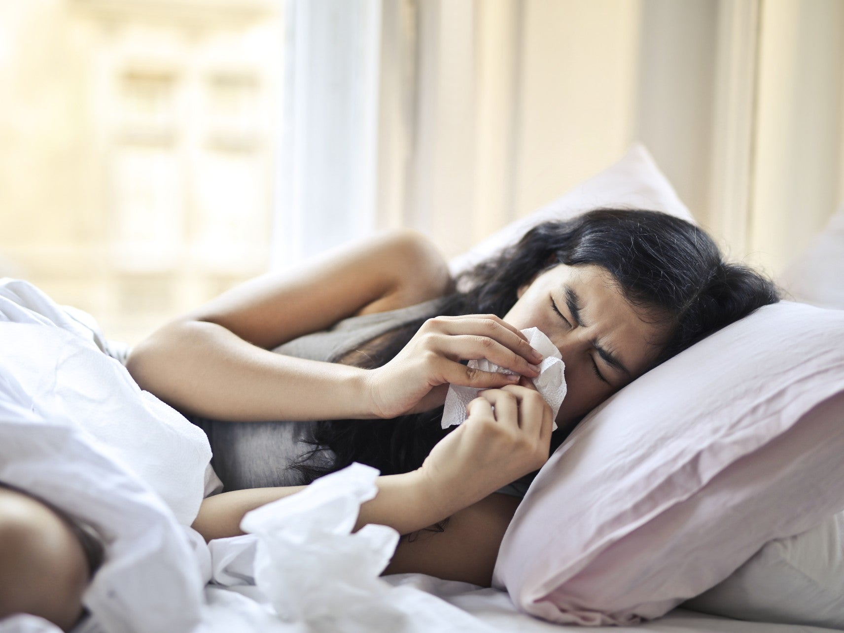 The flu disappeared this year. What will happen next winter?