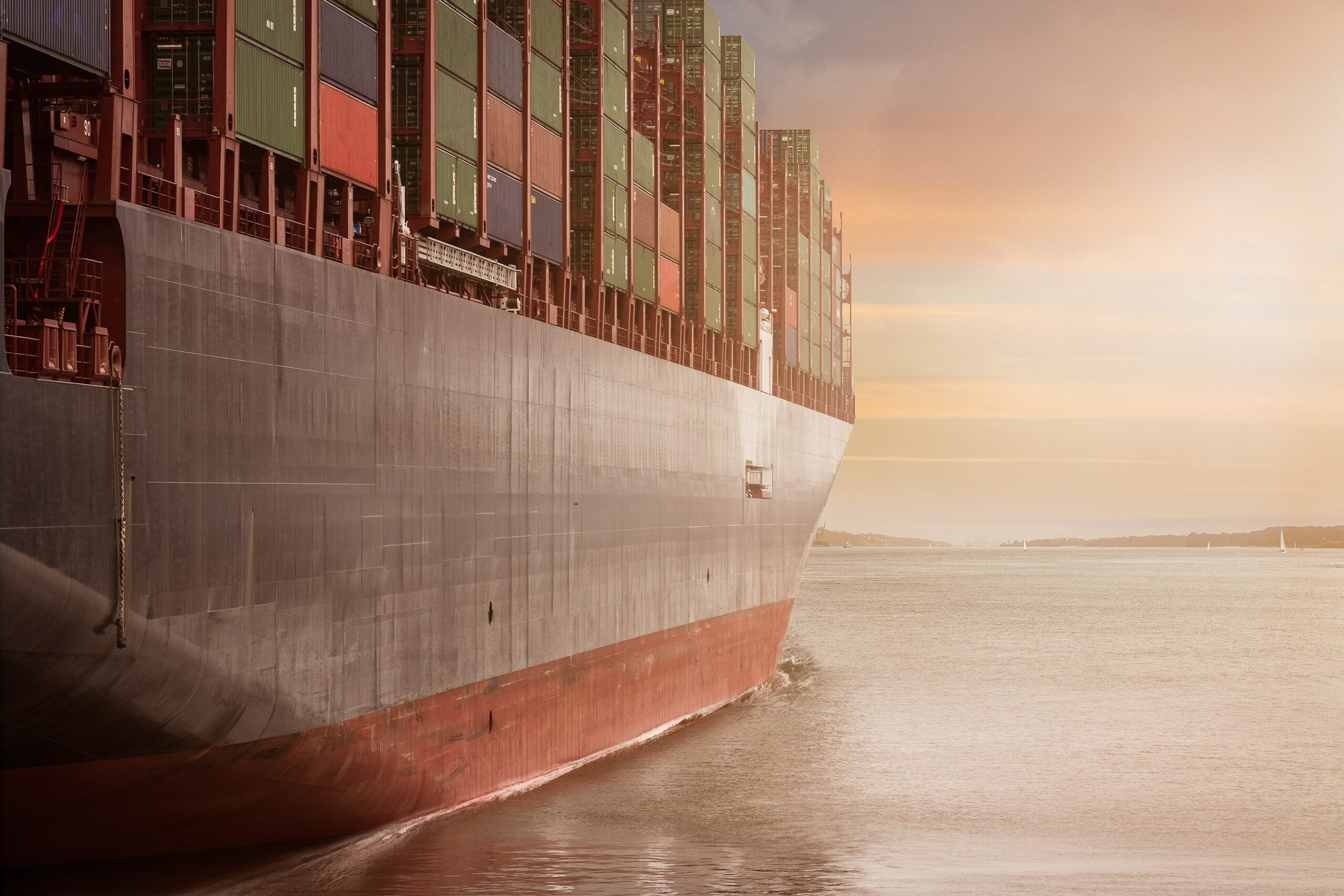 Your lost shipment could be trashing a beach thousands of miles away