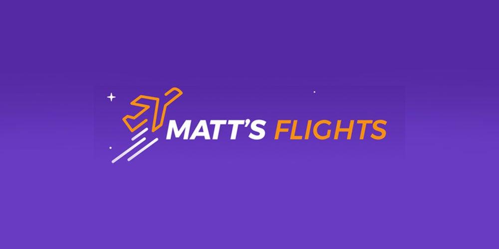 Matt's Flights