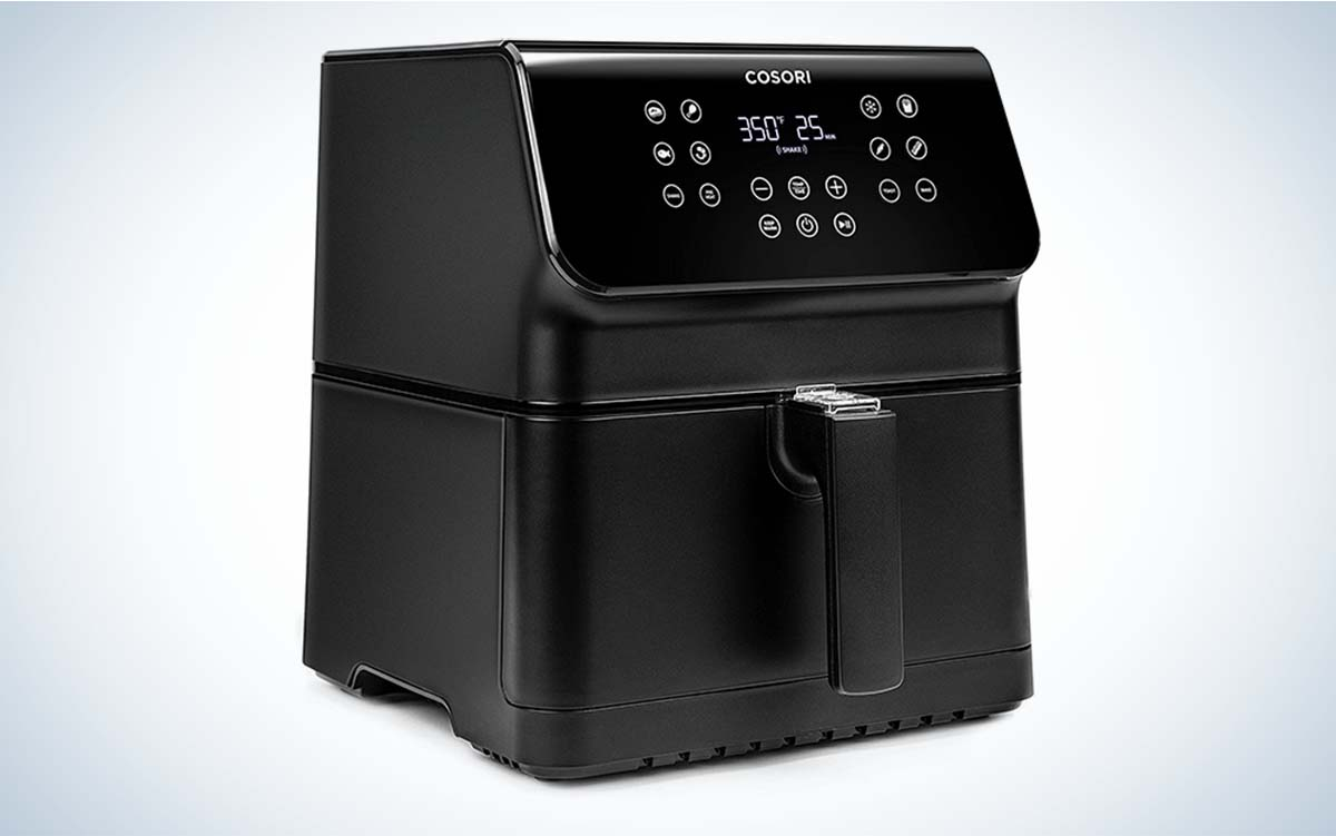 The COSORI 12-in-1 Air Fryer is the best overall.