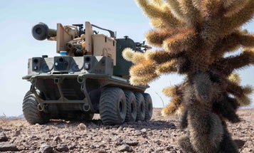 Autonomous war machines could make costly mistakes on future battlefields