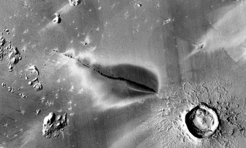Mars may have had recent volcanic eruptions—which is great news for finding life