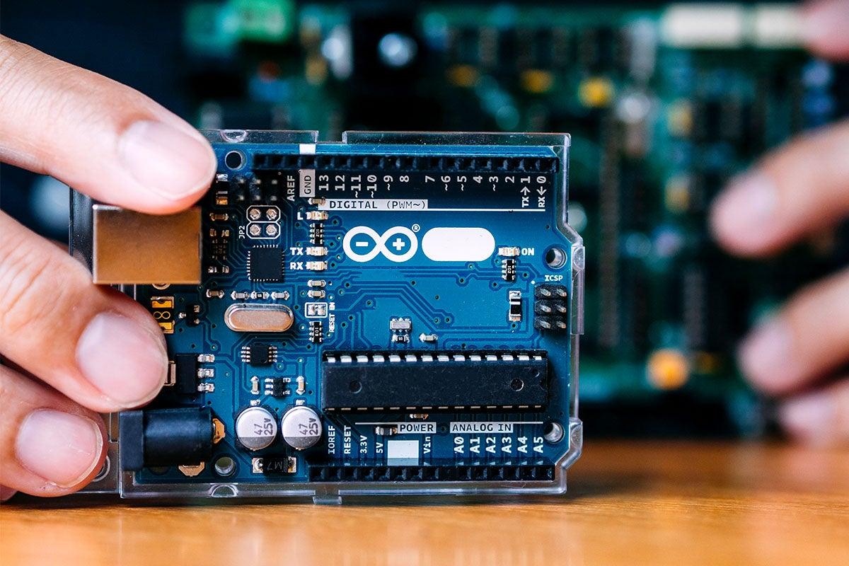 Small tech gadget
