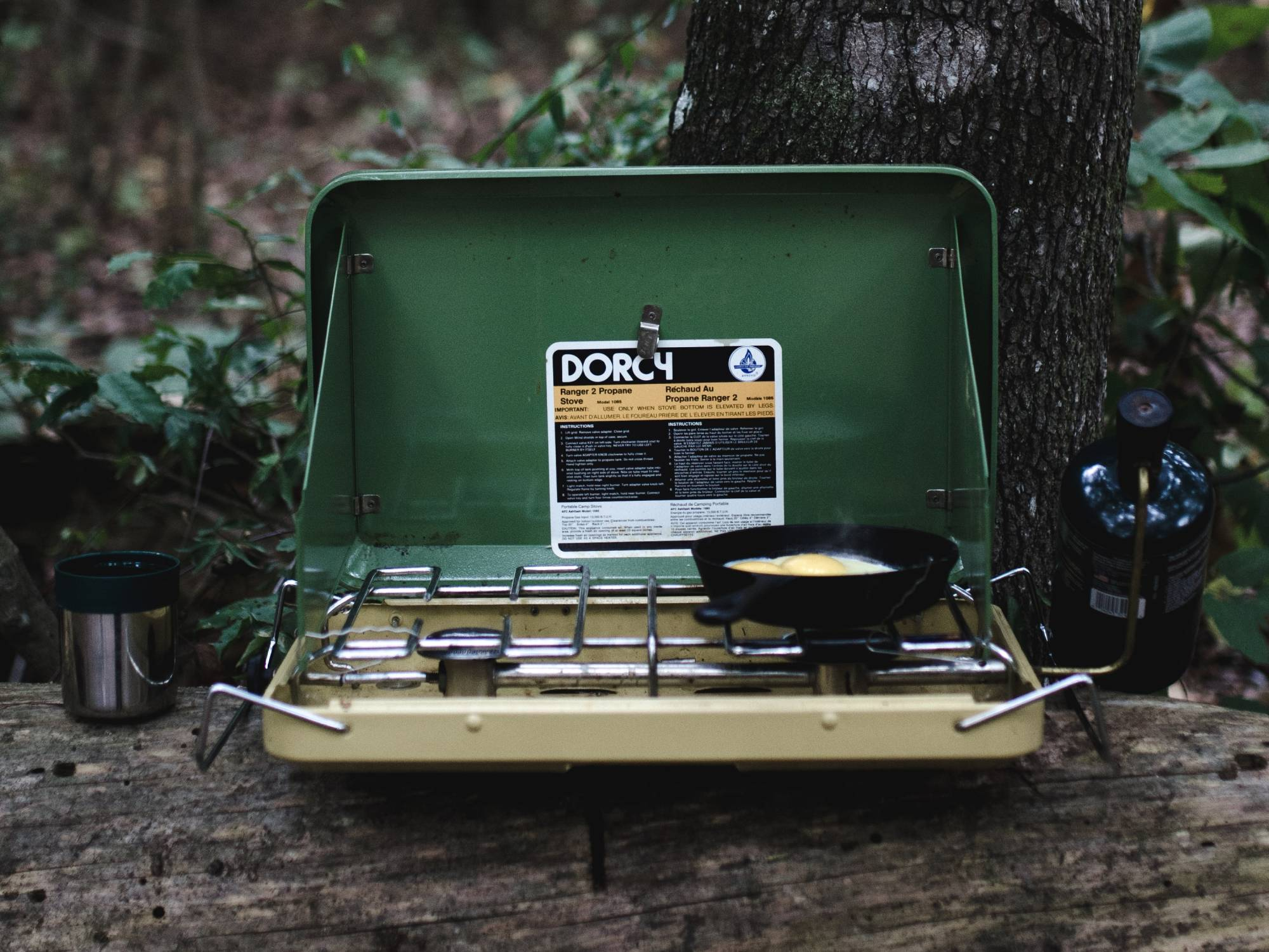 Don't stash away your camping gear—it could save the day during a power outage