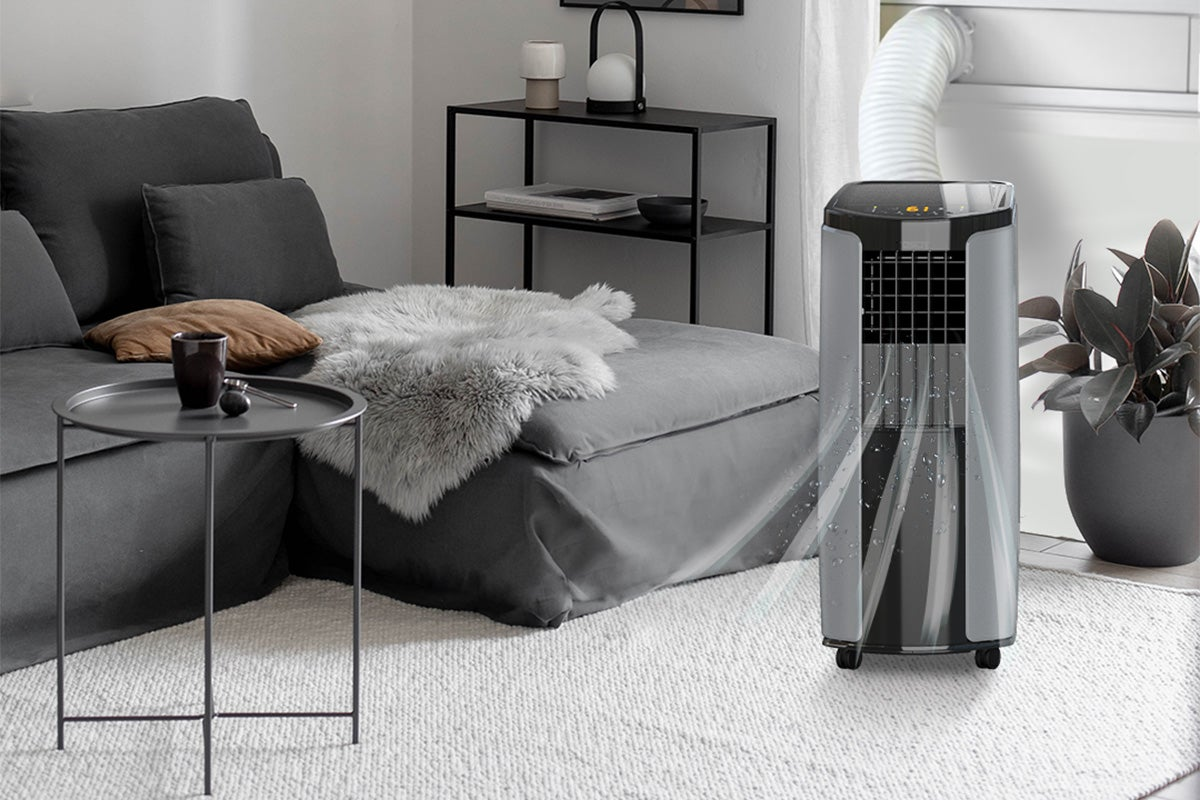 Air conditioner in living room