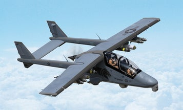 Navy SEALs could get new airborne backup. Here's what the planes look like.