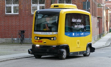 Affordable driverless cars could curb public transit
