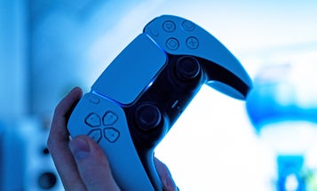 Change your controller's button configuration for more comfortable gameplay