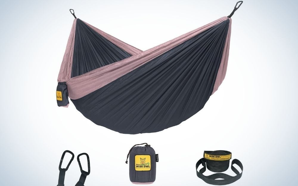 Graduation gift guide with the best camping hammock