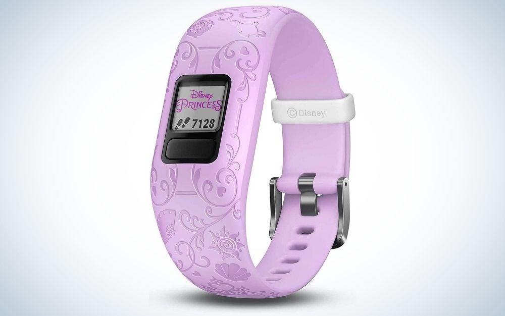 Garmin Vivofit Jr 2 smartwatch is one of the best budget smartwatch models
