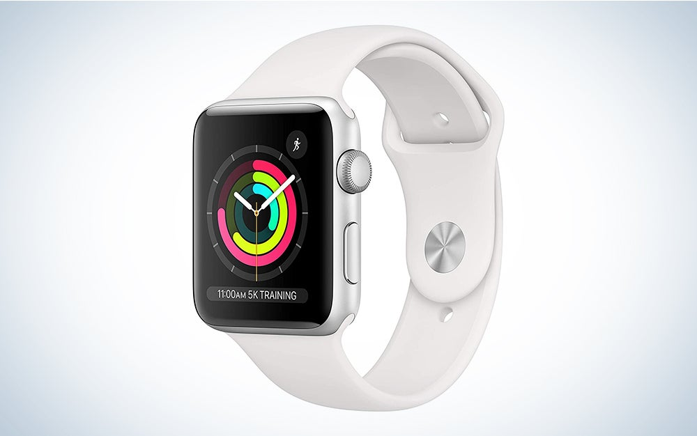 You can still buy the Apple Watch Series 3 in white
