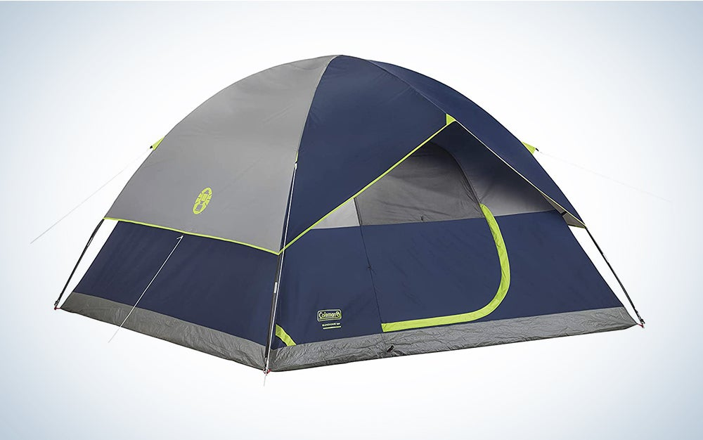 coleman tent prime day