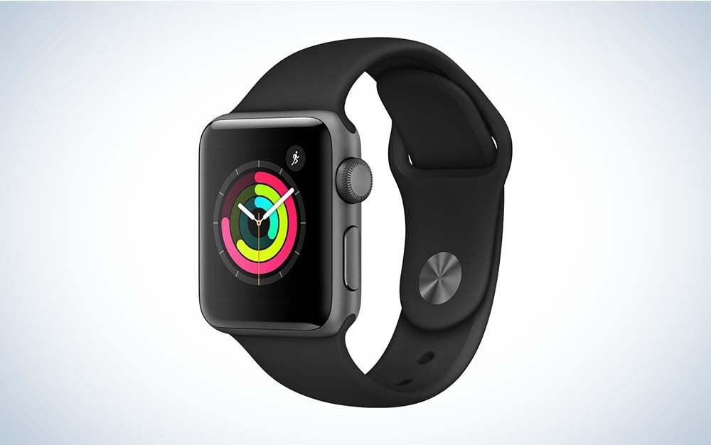 black apple watch 3 memorial day deal