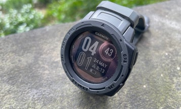 Garmin Instinct Solar smartwatch review: Excellent fitness tracking and unbelievable battery life
