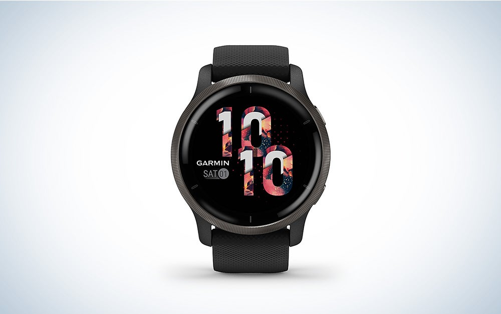 garmin venu 2 smartwatch review