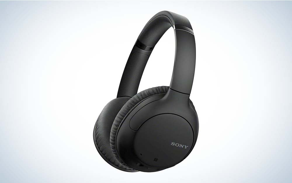 black sony headphone prime day
