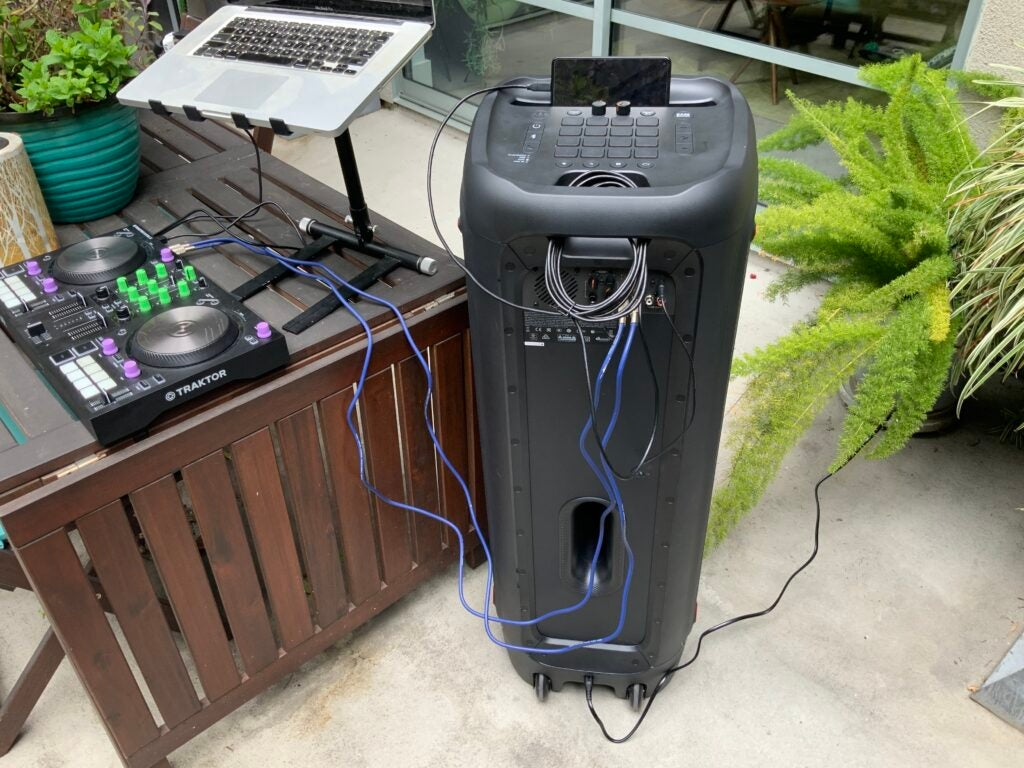 JBL PartyBox 1000 review: The ultimate choice for serious soirées