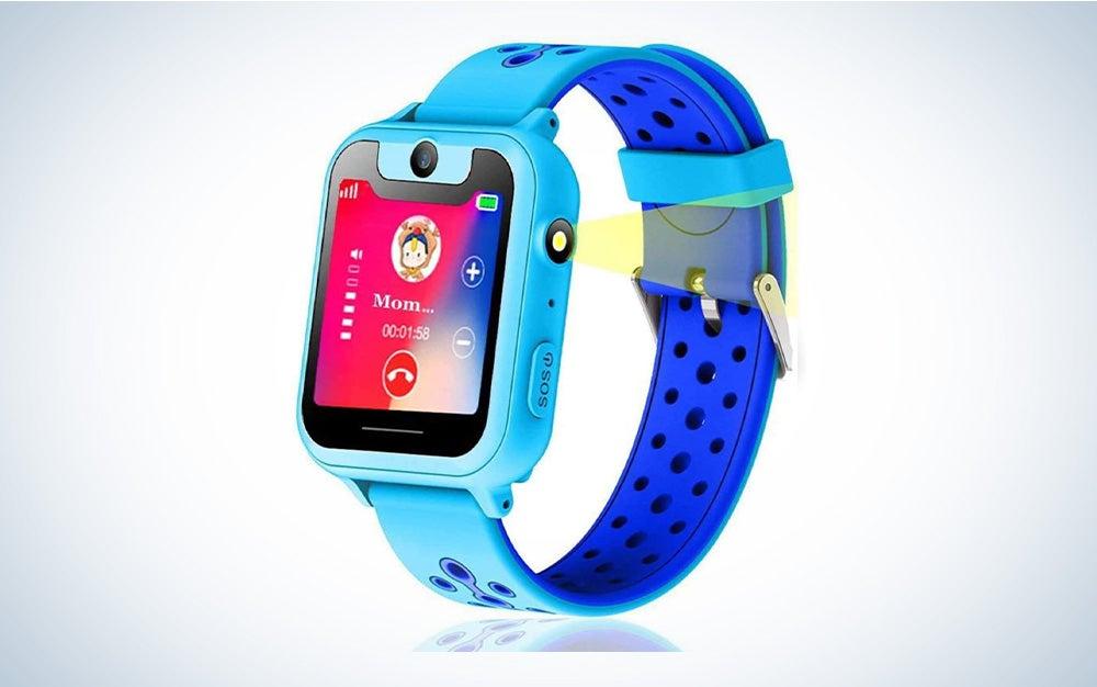 themoemoe smartwatch for kids