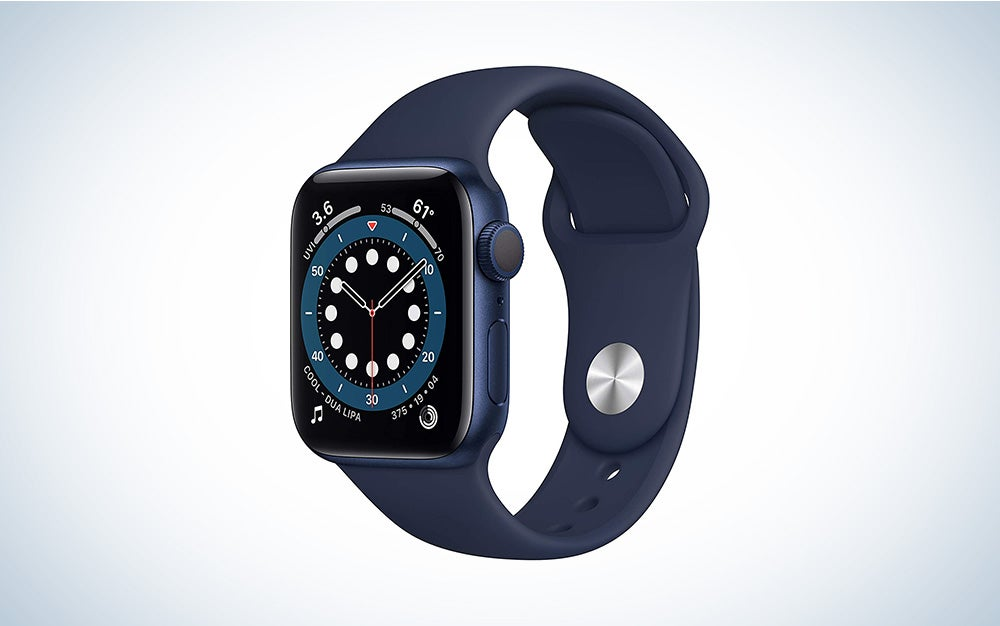 apple watch 6 fitness watch