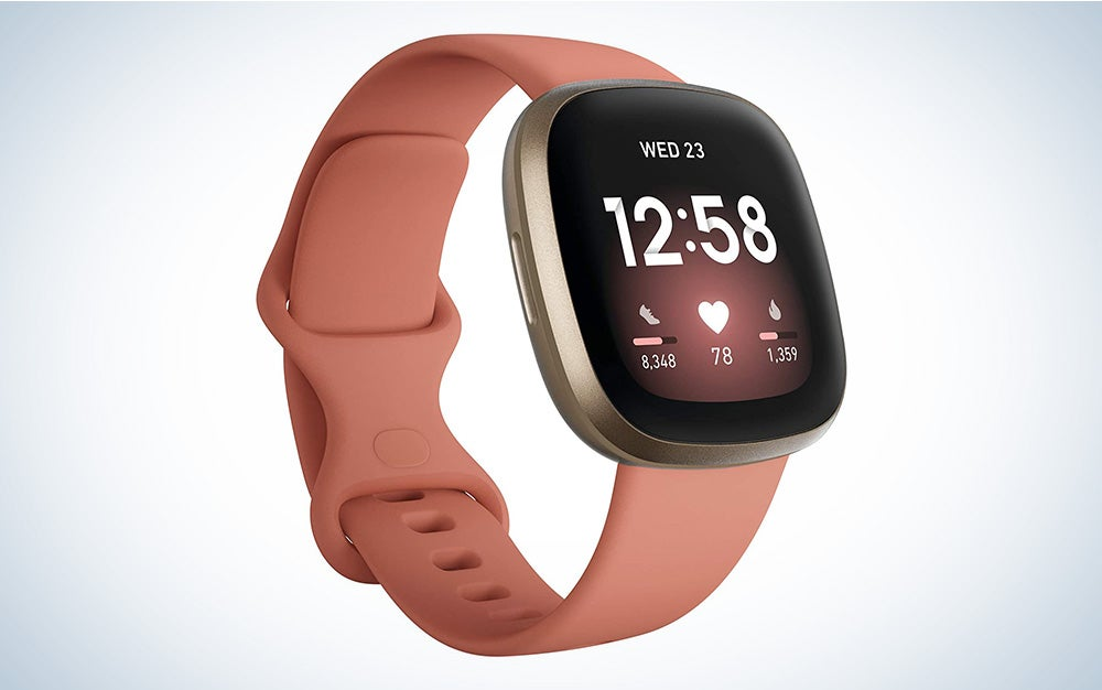 fitbit versa 3 fitness watch