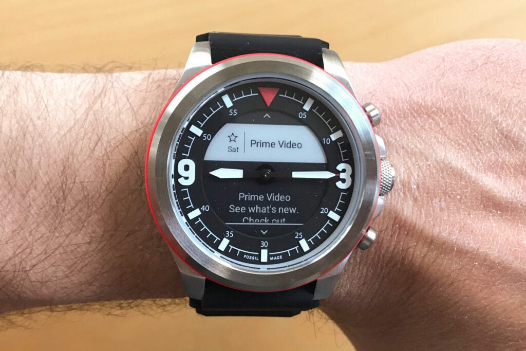 Lattitude Fossil Smart Watch