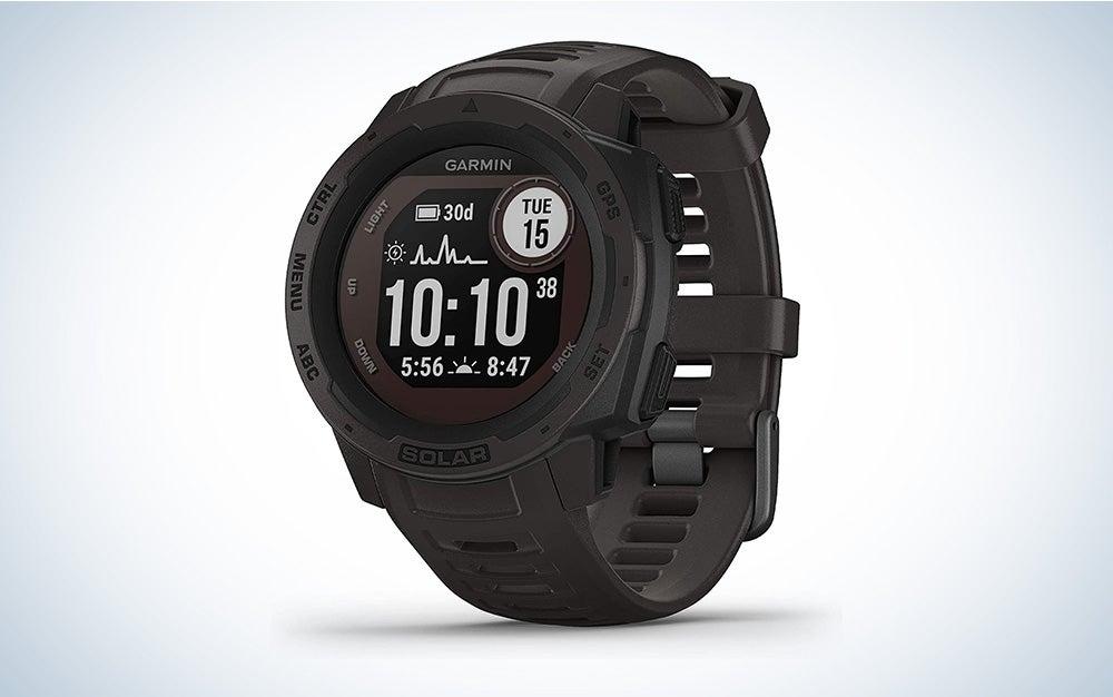garmin instinct solar best smartwatch