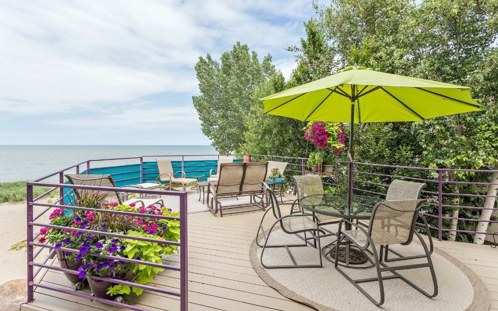 The best patio umbrellas will protect you and your space.