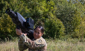 The Pentagon wants a bazooka that can take down drones