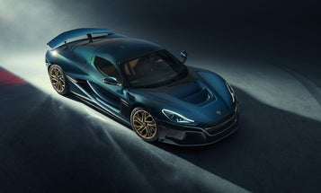 The Rimac Nevera goes from 0 to 100 MPH in 4.3 seconds