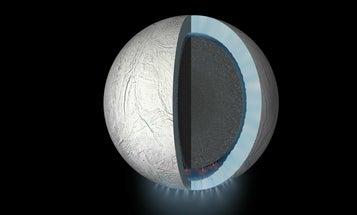 Is something burping methane on Saturn's ocean moon?