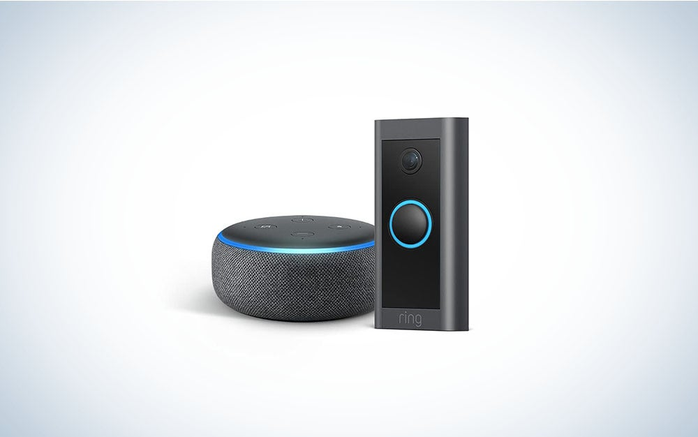 The Ring Video Doorbell Wired bundle with Echo Dot is the best Amazon Prime Day preview smart doorbell deal on our Amazon Prime Day preview guide.
