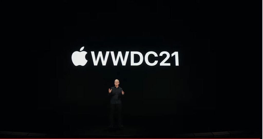 Here's everything Apple announced at its 2021 WWDC keynote