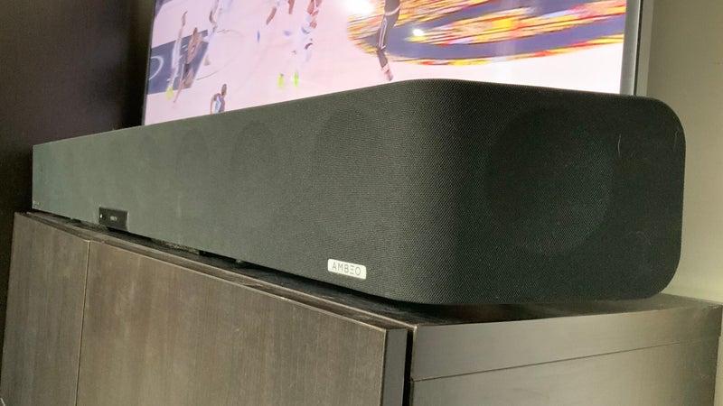 Sennheiser AMBEO Soundbar review: Raising the sound bar for all-in-one setups