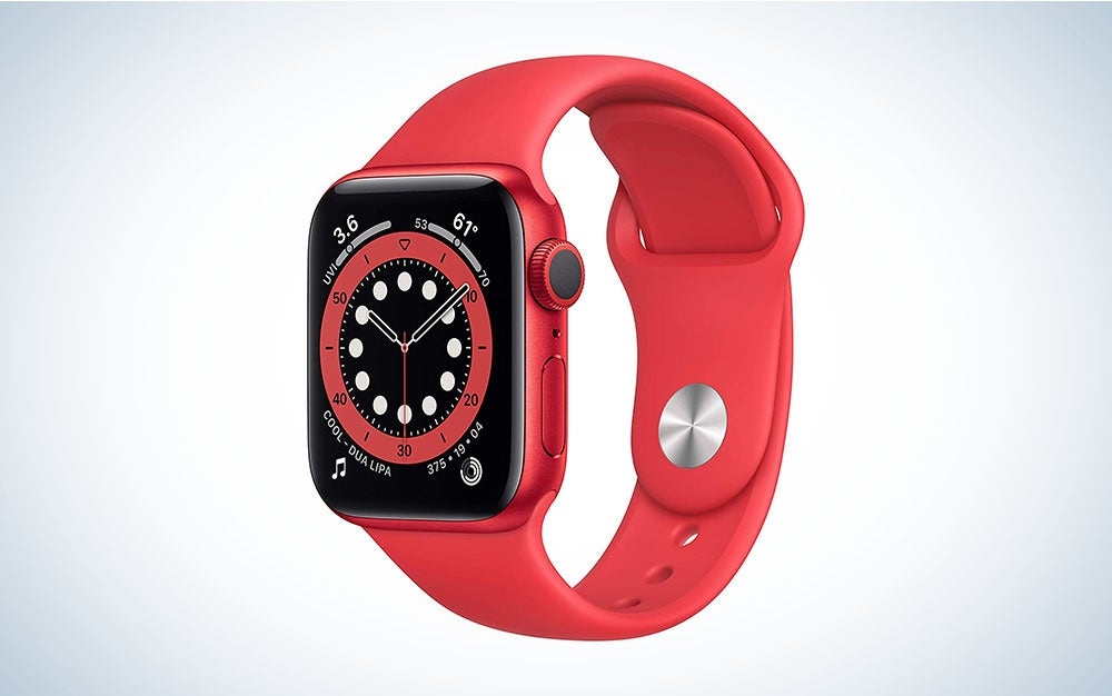 The Apple Watch Series 6 is the best Apple Smartwatch on our guide to the best waterproof smartwatches.