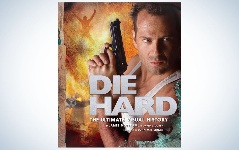 Die Hard: The Ultimate Visual History is a must for dads who are hard-core action-movie fans.