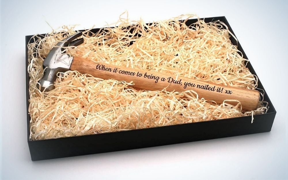 The Personalized Custom Hammer and Gift Box