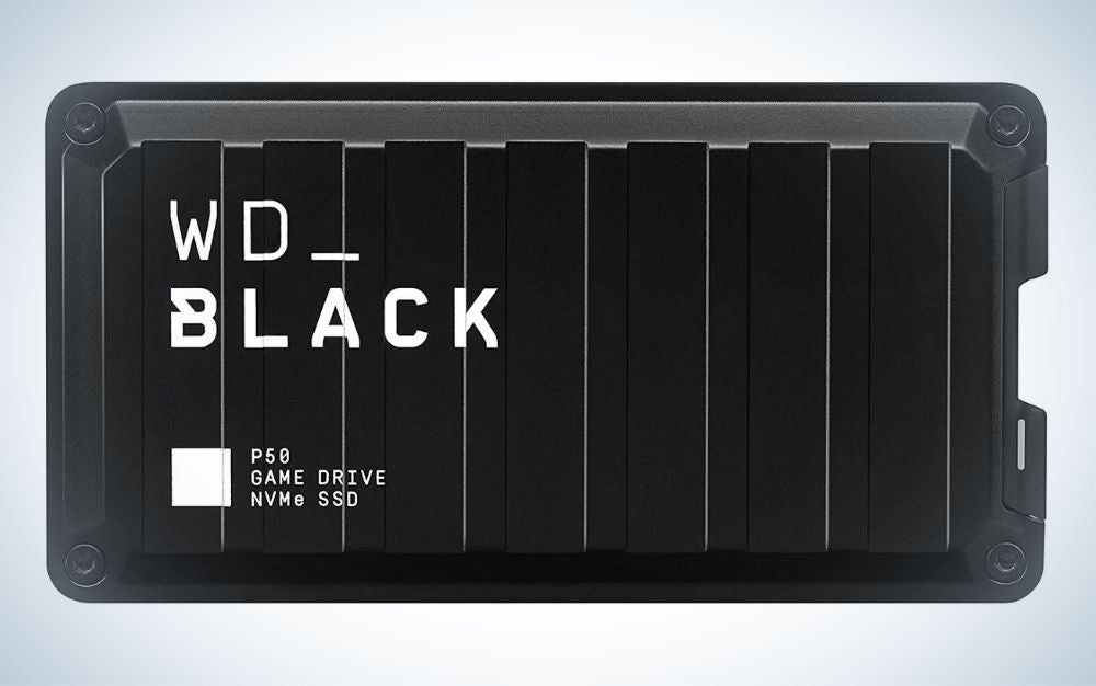 WD_BLACK game drive gift for father's day