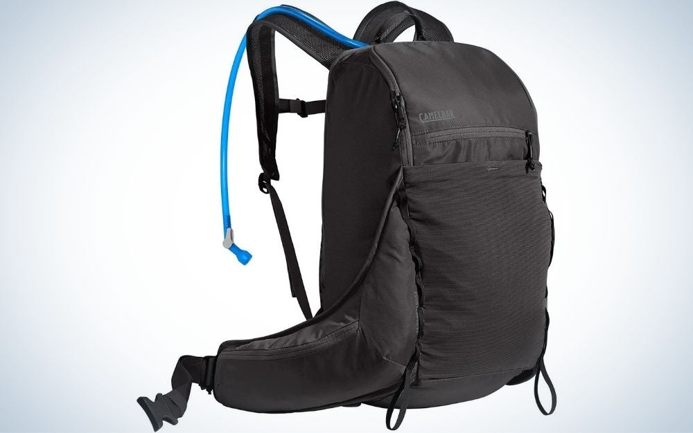 The Camelbak Fourteener 26 Hydration Pack is the best hydration pack for hikers.