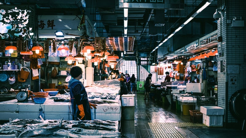 New data shows Wuhan markets were ripe for diseases to jump from animals to people