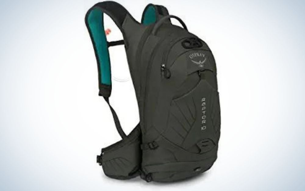 The Osprey Raptor 10 Bike Hydration Backpack is overall the best hydration pack.