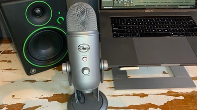 Blue Yeti review: No. 1 for more than one reason