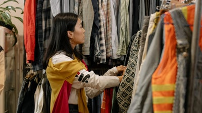 What actually happens to the clothes you donate depends on where you live