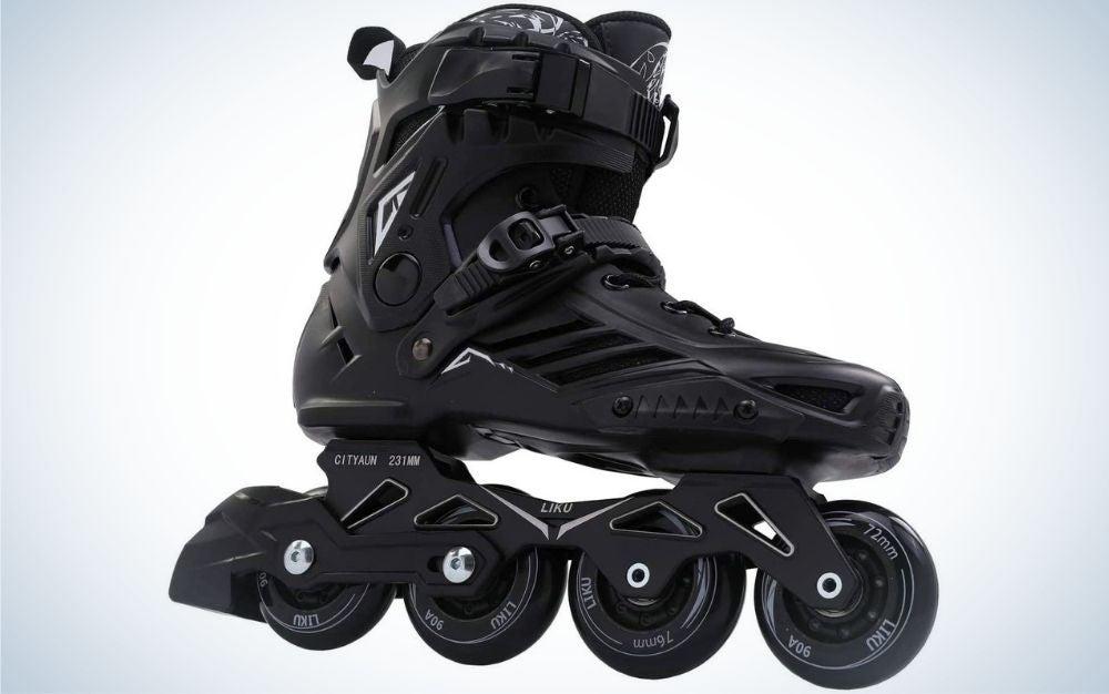 Liku inline skates are the best rollerblades.