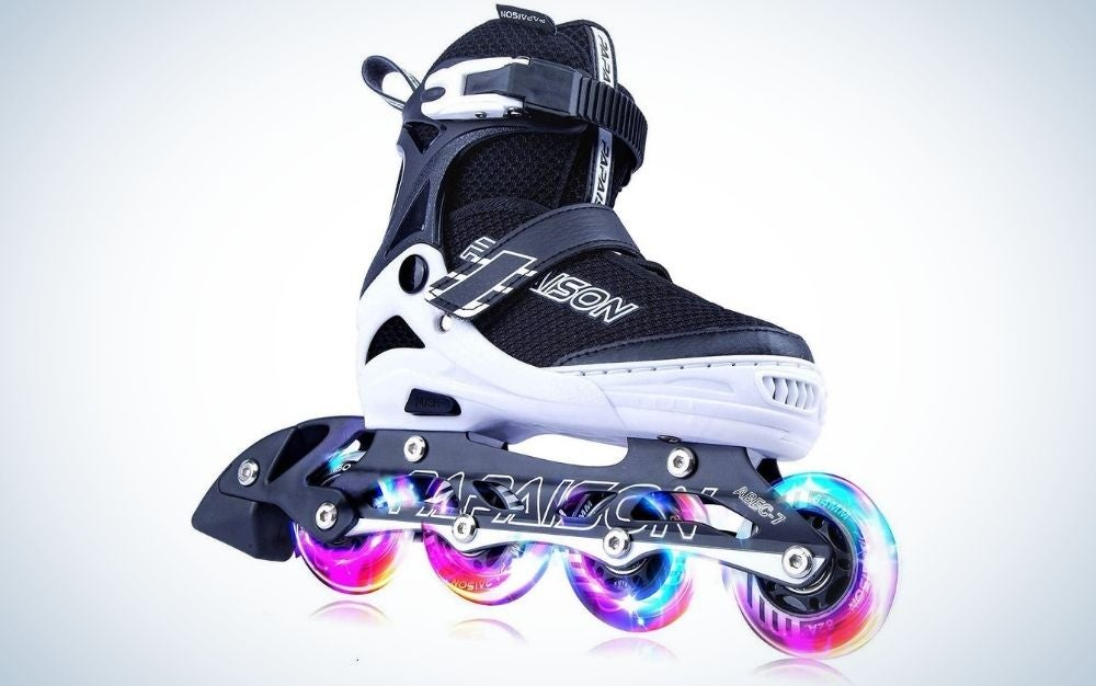 Papaison skates are the best rollerblades.