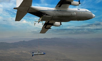 DARPA's Gremlin drones could be reloaded while airborne