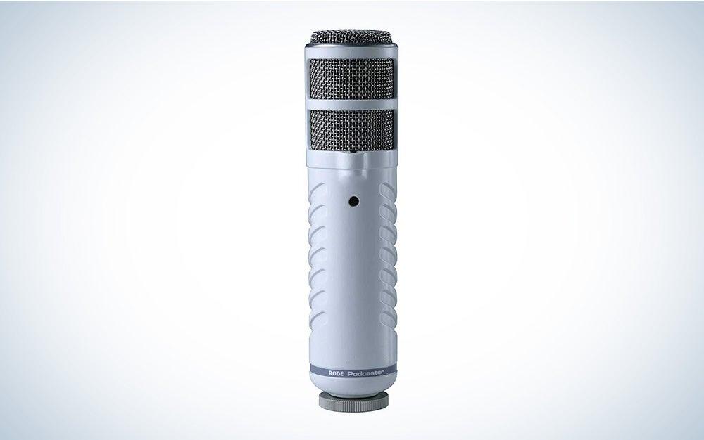 rode podcaster mic