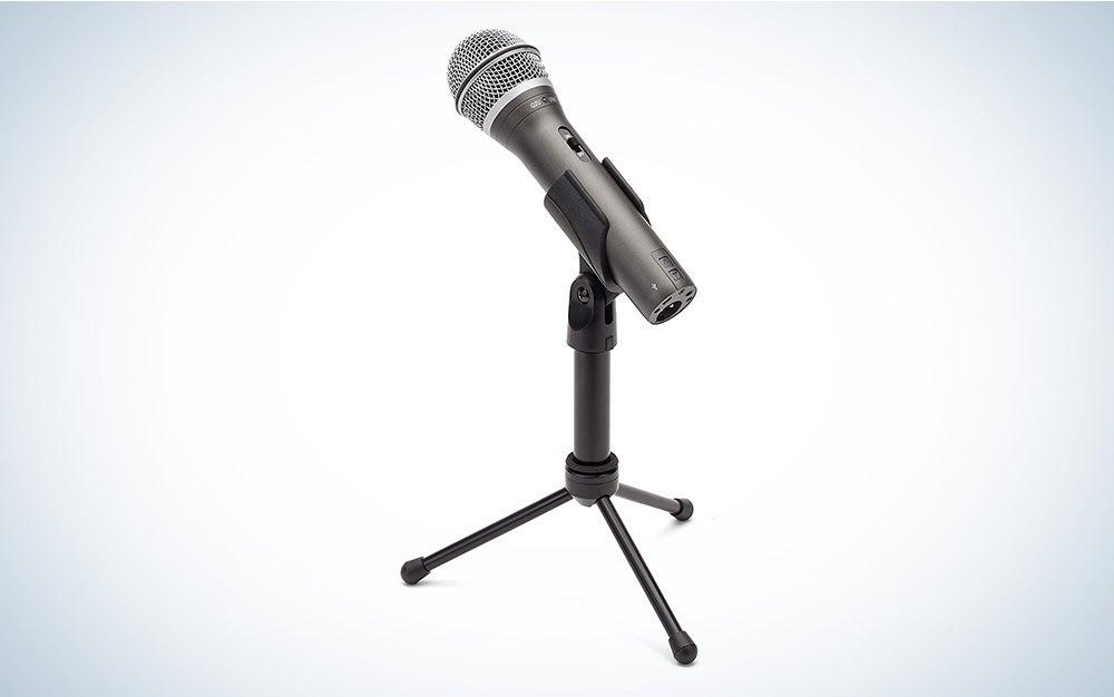 samson q2u budget mic